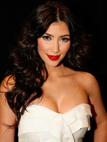 kim kardashian makeup lesson. kim kardashian makeup