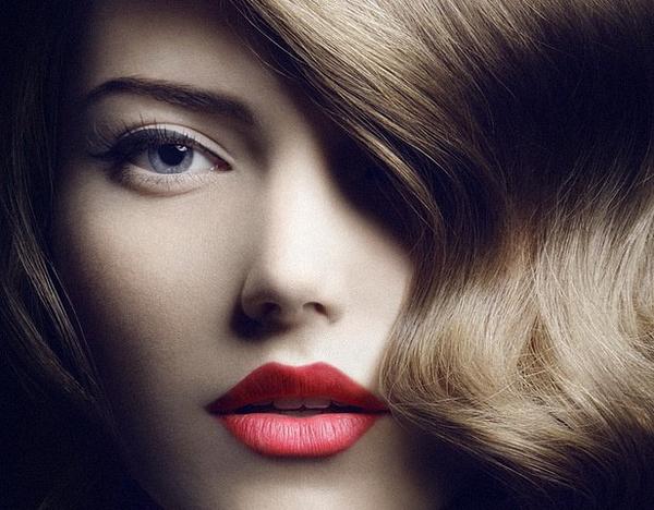 Beauty-blue-eyes-make-up-red-lips-Favim.com-257645 | Nicci Welsh Makeup Academy Beauty Blog
